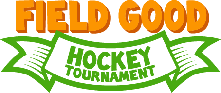 logo field good hockey tournament